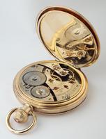 Antique 1917 Waltham full hunter pocket watch (5 of 6)