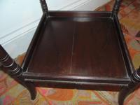 Arts & Crafts Rosewood Table (3 of 10)