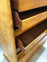 19th Century French Ash Armoire Wardrobe (3 of 9)