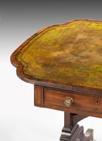 Unusual Regency Period Library Table (4 of 4)