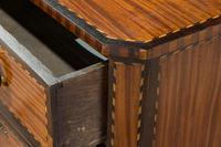 Small Dutch Satinwood Chest of Drawers (8 of 8)