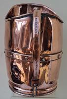 Antique English Victorian Copper Arts & Crafts Jug / Pitcher (2 of 6)