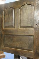 18th Century Oak Hanging Mural Cupboard. North Wales c.1760 (9 of 9)