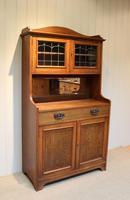 Small Proportioned Oak Dresser (5 of 9)