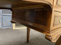 Fine Quality Burr Walnut Desk (9 of 25)
