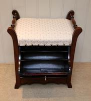 Beech Piano Stool (7 of 10)