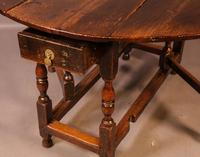 17th Century Gateleg Dining Table c.1680 (12 of 13)