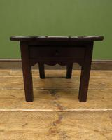 Unusual Antique Victorian Stool, Cobblers Stool, Milking Stool, Farriers Stool (5 of 12)