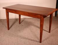 Small 19th Century French Table in Cherrywood (5 of 9)
