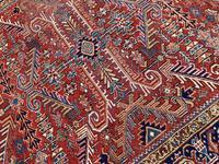 Antique Heriz Carpet (6 of 12)