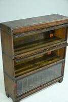 Globe Wernicke Lead Glazed Sectional Bookcase (12 of 12)
