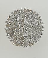 Diamond Starburst Cluster Earrings (4 of 6)