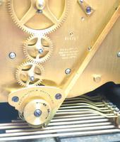 Fine Vintage Caddy Top Mantel Clock Dual Musical Bracket Clock by Elliott (12 of 13)