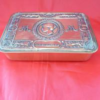 WW1 Princes Mary Gift Tin with Some Contents