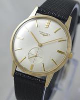 1965 9K Longines Manual Wristwatch (2 of 7)