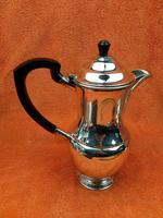 Vintage Silver Plate Coffee Pot Garrard & Co Ltd (3 of 9)