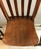 Set OF Three Victorian Slat Back Chairs (4 of 7)