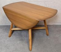 Vintage Ercol Drop Leaf Dining Table Golden Dawn (3 of 10)