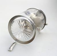 Asprey & Co Extremely Rare Solid Silver Novelty Automatic Opening Honey Jar c.1919 (11 of 11)
