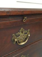 Early Georgian Chest with Brushing Slide C1760 (5 of 11)