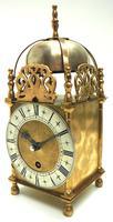 Smiths Lantern Clock – Front Wind 8-day Lantern Mantel Clock (11 of 11)