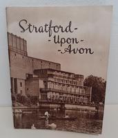 """1930/40's Midget View Book """"Stratford upon Avon"""""""