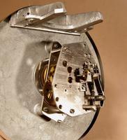 Art Deco Lepaute Very Interesting Electrical Wall Clock (13 of 14)