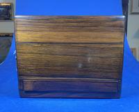Victorian Rosewood Jewellery Box (15 of 17)
