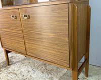 1960's English Mid Century Vintage Tall Sideboard (5 of 5)