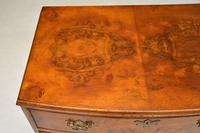 Antique Burr Walnut  Chest of  Drawers (8 of 12)