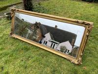 Large Gilt Landscape Mirror (5 of 6)