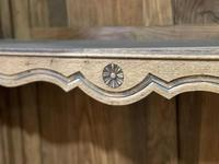 French Bleached Oak Farmhouse Kitchen Dresser (16 of 26)