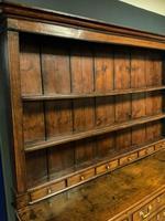 Very Good 18th Century Oak Dresser (8 of 15)