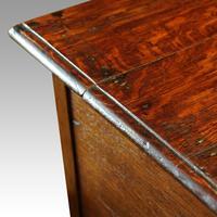 Antique Oak Small Dresser Base (4 of 11)