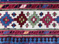 Antique Caucasian Talish Long Rug (10 of 10)