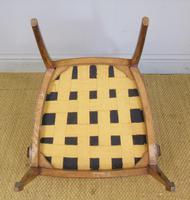 Mahogany Hepplewhite Style Armchair c.1920 (7 of 7)