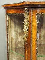 French Rosewood Vitrine by Thomas Justice & Sons (13 of 14)