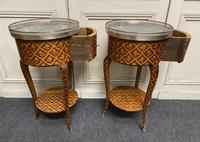 Finest Pair of French Bedside Tables (13 of 29)