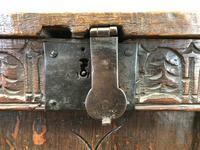 18th Century Oak Blanket Box (11 of 14)
