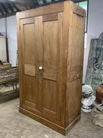 19th Century Pine Housekeepers Cupboard (3 of 4)
