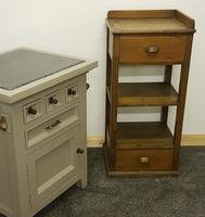 20th Century Pitch Pine Kitchen Unit (6 of 6)
