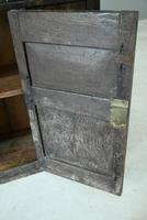 Small Carved Oak Cupboard (9 of 13)