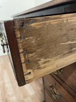 George III Gentleman's Kneehole Leather Top Mahogany Desk (11 of 12)