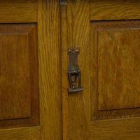 Victorian Oak Washstand (4 of 11)