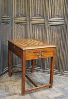 Antique French Tric Trac Games Table (3 of 6)