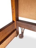 Oak Half Tester Bed (19 of 19)