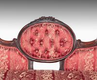 Elaborate & Complex Mid 19th Century Chaise Longue (5 of 5)