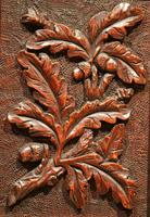 Victorian Carved Wall Cabinet (8 of 9)