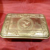 WW1 Princess Mary Gift Tin COMPLETE (4 of 6)