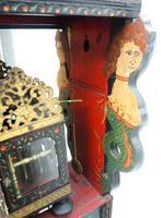 Wow! Antique 18th Century Dutch Stoelklok Wall Clock Verge Wall Clock (5 of 12)